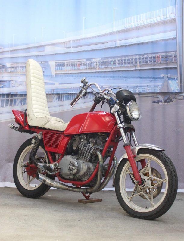 SUZUKI GSX40E ザリ