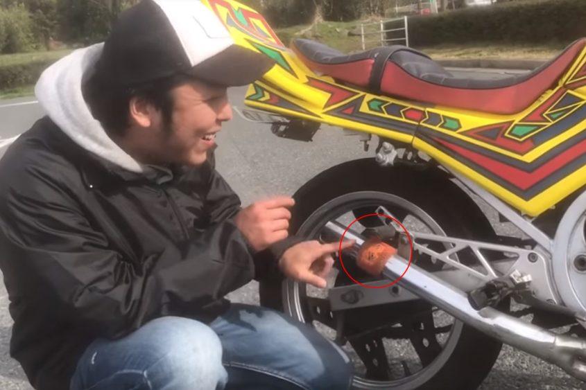 旧車會系YouTuberなるおっさんの単車紹介(i-Q JAPAN)