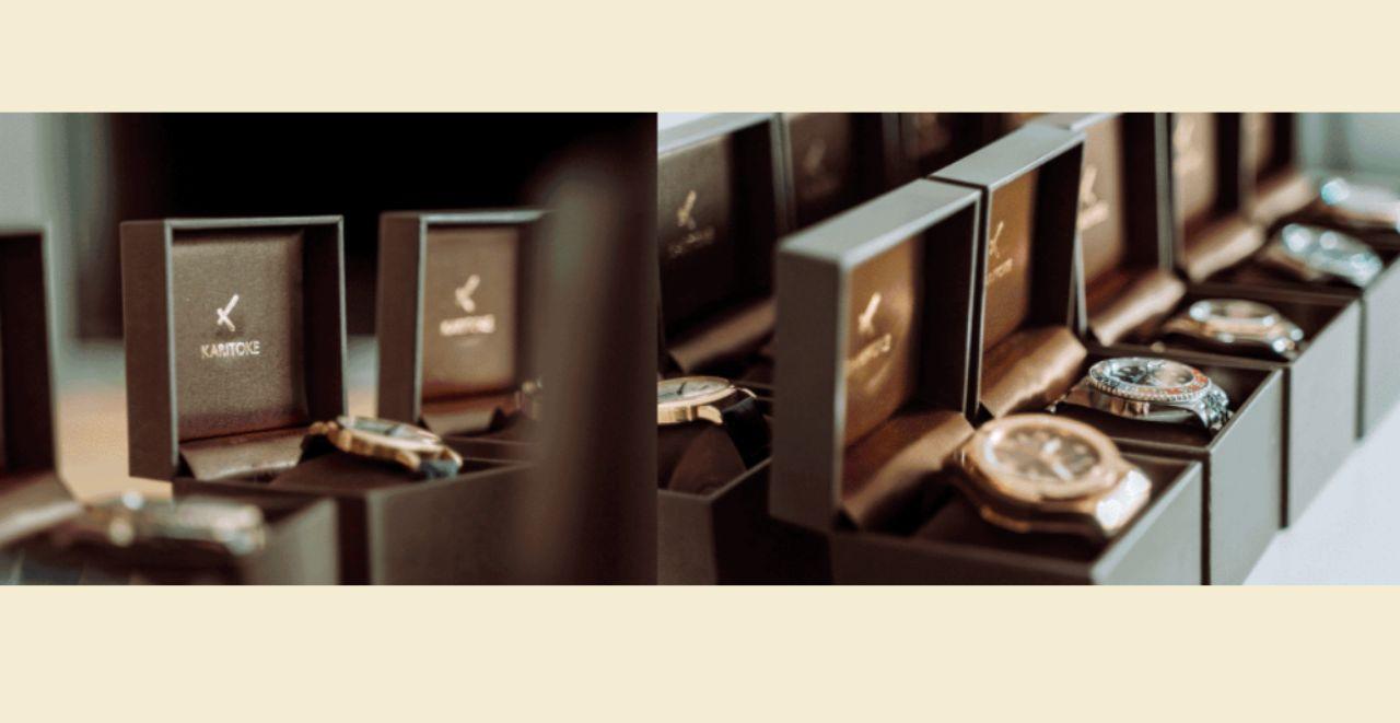 KARITOKE(カリトケ)で腕時計をレンタルするメリット